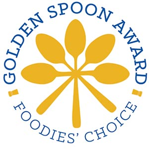 Golden Spoon Awards logo