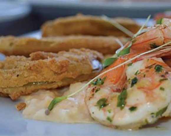 Acme Lowcountry Kitchen's Shrimp and Grits recipe