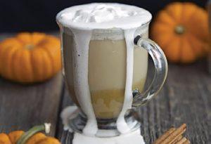 Firefly Vodka's Pumpkin Spiked Latte