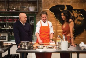 Top Chef Season 14: contestants busily whipped through the aisles of Mount Pleasant's Whole Foods Market, loading their carts with butter beans and okra. Boone Hall Plantation also got airtime when the masters of taste were tasked with preparing a meal there.