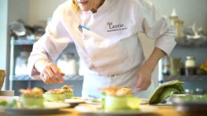 Lunch with Chef Laurie