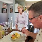 Lunch with Chef Laurie & Tom Crawford