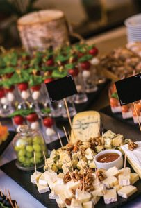 Set the Tone for the Occasion, Hire a Caterer