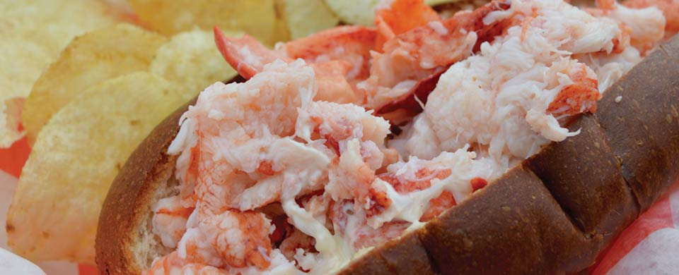 The Immortal Lobster Food Truck, Charleston, SC. Immortal Lobster's Maine Lobster Roll