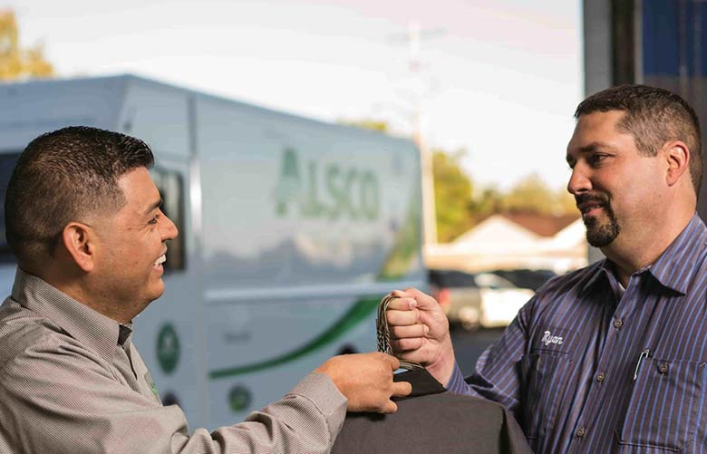 Alsco - uniforms, linens, washroom supplies and more