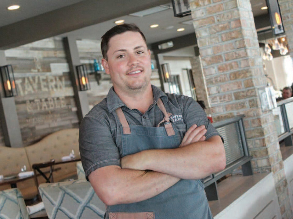 Chef Ray England: Taking on New Flavors at Tavern & Table