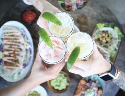 Raise a glass at Mex 1 Coastal Cantina in Mount Pleasant, SC