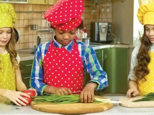 Cooking with CAUTION: Keeping Kids Safe in the Kitchen