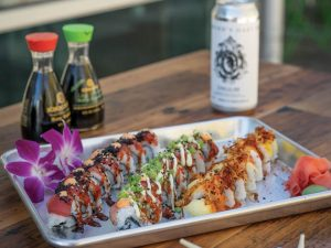 Locals Sushi and Sports Bar: Mixson Location Mixes It Up with New Pub Menu