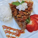 82 QUEEN: Bourbon Pecan Pie