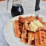 PAGE'S OKRA GRILL: Chicken & Waffles