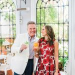 82 QUEEN: Tom Crawford and Erin Kienzle, Food and Fashion 2018 at 82 Queen