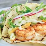 MAINLAND CONTAINER CO.: Grilled Shrimp Taco