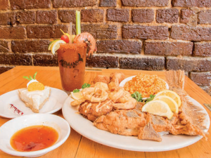 Hyman's Seafood: Tradition and Excellence