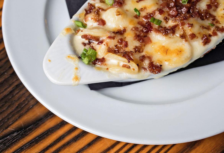 Mac and Cheese recipe from Derek Falta of King Street Dispensary
