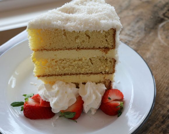GRANDMOMMA CAROL'S COCONUT CAKE, Wade Boal's' Grandmomma, Saltwater Cowboys