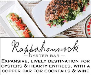 Rappahannock Oyster Bar, Charleston