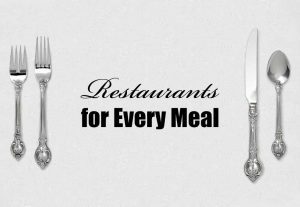 Mount Pleasant Restaurants for Every Meal