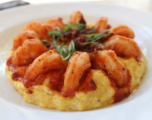82 Queen's BBQ Shrimp & Grits