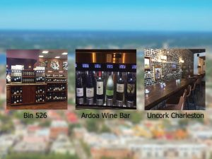 Charleston Area Self-Serve Wine Bars