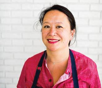 Chef Cynthia Wong of Life Raft Treats