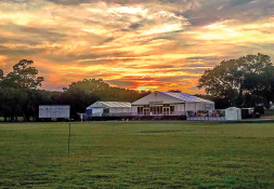 Venue with Sunset