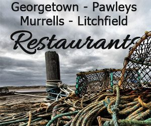 Georgetown, Pawleys Island, Litchfield, Murrells Inlet Restaurants