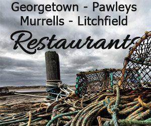 Georgetown, Pawleys Island, Litchfield, Murrells Inlet Restaurants