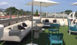 Charleston's Rooftop Hot Spots: Drinking and Eating on Top of the World