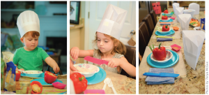 Thinking Outside the Lunchbox: Kids in the Kitchen