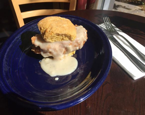 60 Bull Cafe's Sweet Potato Biscuits