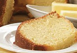 Ms. Mary's Creamy Pound Cake – Seewee Restaurant