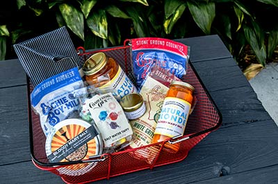 Coveted brands at Mercantile & Mash make a great gift for a friend or yourself.