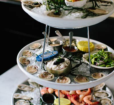 The Ordinary - Triple Seafood Tower
