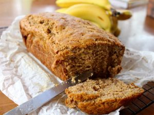 Coach Brent Thompson's Recipe for Grandma's Banana Bread