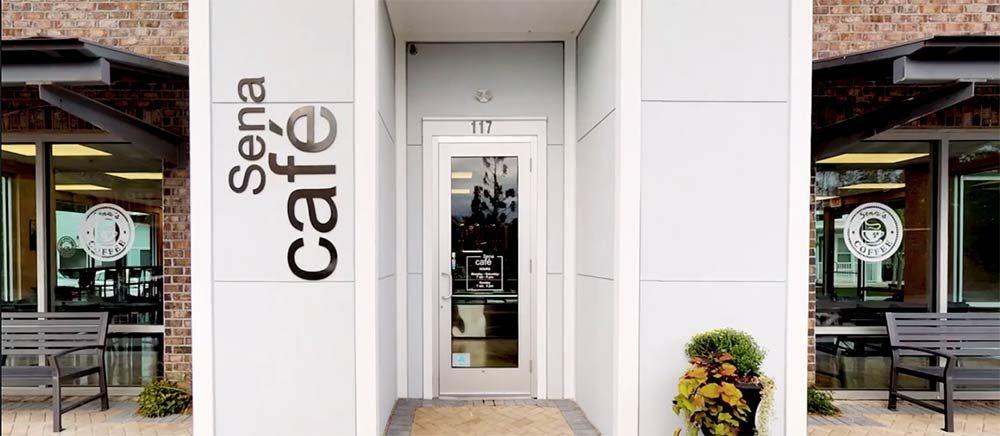 Sena Café. Mount Pleasant, South Carolina