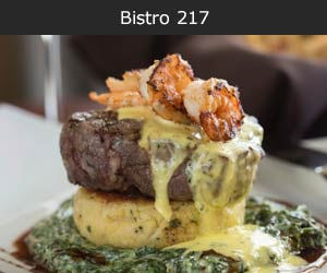 Bistro 217 in Pawley's Island, SC