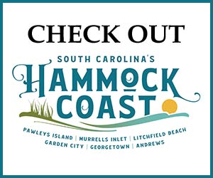 Check out South Carolinas' Hammock Coast.