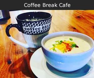 Coffee Break Cafe in Georgetown, SC