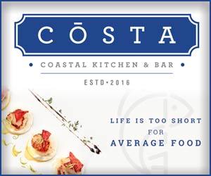 Costa Coastal Kitchen & Bar in Murrells Inlet, SC