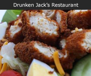 Drunken Jack's Restaurant in Murrells Inlet, SC