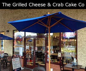 The Grilled Cheese & Crab Cake Company, Garden City, SC (Murrells Inlet)