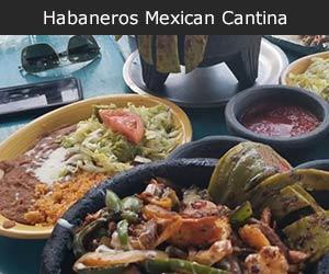 Habaneros Mexican Cantina. Pawleys Island, SC