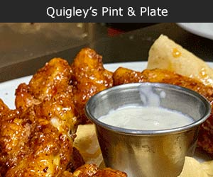 Quigley's Pint & Plate, Pawley's Island, SC