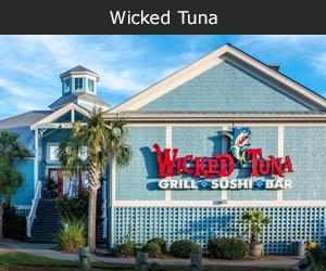 Wicked Tuna in Murrells Inlet, SC
