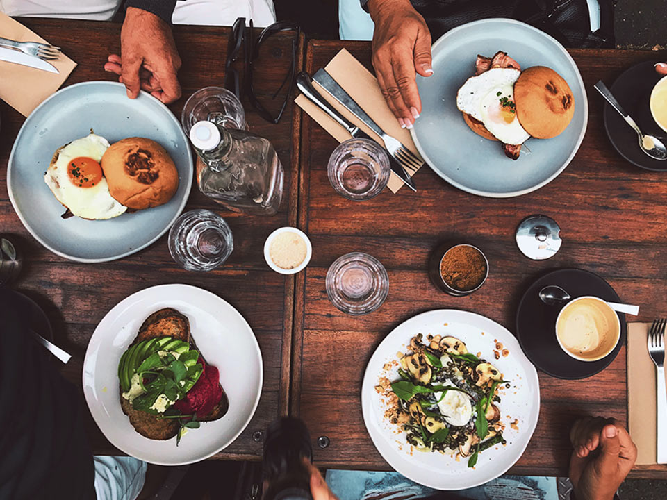 image for 'How Charleston SC Restaurants Survived'