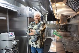 Guy Fieri's Efforts Aid in Restaurant Relief: A Stand-up Guy