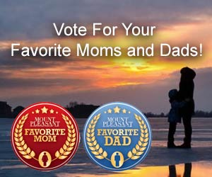 Nominate favorite moms and dads